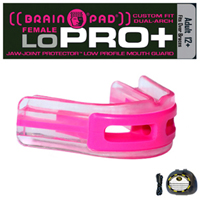 womans mouth guard